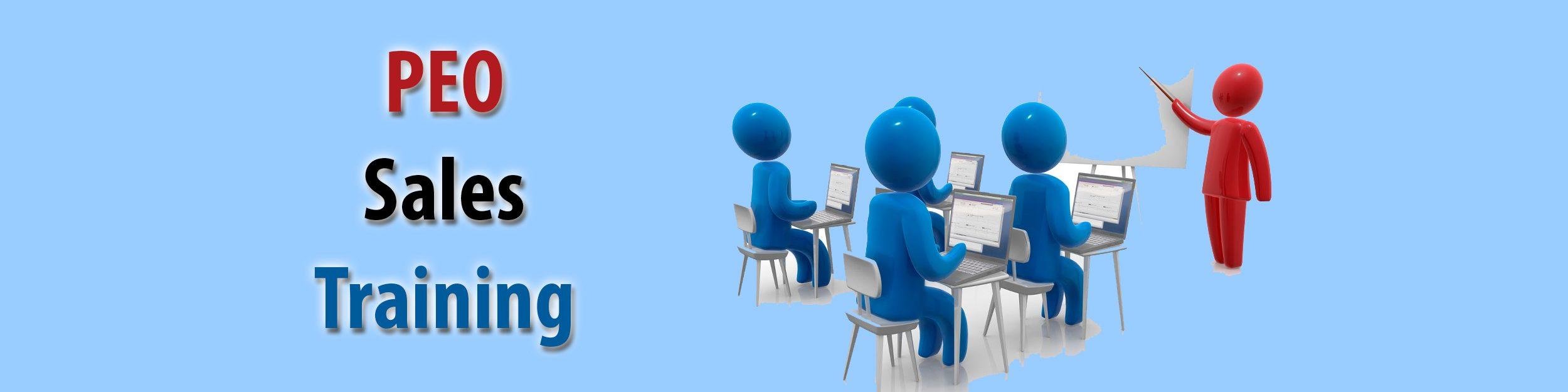 PEO Sales Training