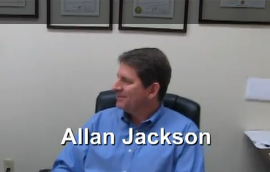 Allan Jackson of Southeastern Data explains why a PEO solved his unemployment problem