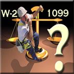 W2 Vs 1099 employee